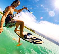 Kitesurfing lessons on Maui! Learn from the best