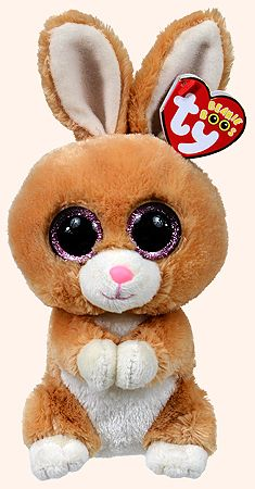 25d08c9393c Carrots (auburn) - rabbit - Ty Beanie Boos