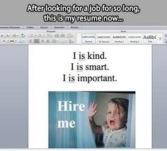 That's what I'm going to be like when I quit my current job :