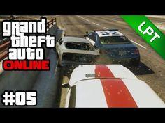 ▶ Let's Play Together GTA Online #05 - Geisterfahrten mit den Cops [deutsch / german] - YouTube