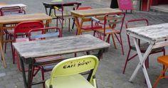Cafe Novo in Brussels.