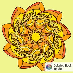 Colored With Coloring Book For Me