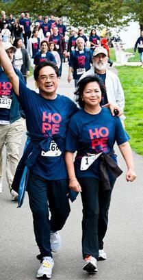 Race of Hope, Sept. 28