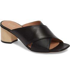 Main Image - Lewit Sabina Mule (Women) Heeled Mules, Nordstrom, Heels, Shopping, Image, Women, Fashion, Heel, Moda