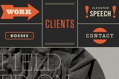 Web Design Tuts+ http://webdesign.tutsplus.com/articles/roundups/vintage-modernism-a-quick-examination/
