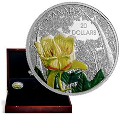 Forests of Canada - 1 oz. Fine Silver 8-Coin Subscription (2015) - Mintage: 8,500