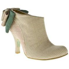 Irregular Choice Womens Ic Cortesan Baby Beauty Shoebt High Heels: