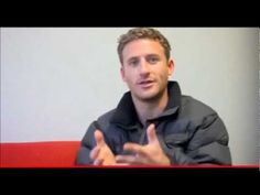 """OK, he's not talking about Fili, but Dean O'Gorman discusses his role as Bragi in the New Zealand show """"The Almighty Johnsons.""""  (in his natural Kiwi accent)"""