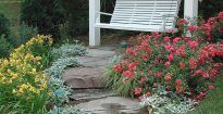 Best Backyard Landscaping Ideas And Designs In      Images With Marvellous Backyard Landscaping On A   Pictures Ideas Phoenix Front Yard Slope Design Diy Lands Outstanding Landscaping Backyard Backyards