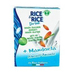 Ρόφημα ρυζιού με αμύγδαλο.. Ποϊόν βιολογικής γεωργίας   Δροσιστικό ρόφημα άριστο για πρωινό, κρύο ή ζεστό Ρόφημα 100% φυτικό με βάση το ρύζι και το αμύγδαλο από την  Rice & Rice Δροσιστικό ρόφημα άριστο για πρωινό, κρύο ή ζεστό Χωρίς λακτόζη, χωρίς γλουτένη, χωρίς προσθήκη ζάχαρης, Personal Care, Almond, Self Care, Personal Hygiene