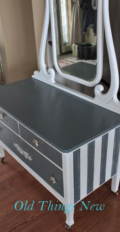 Before and After Furniture Transformations