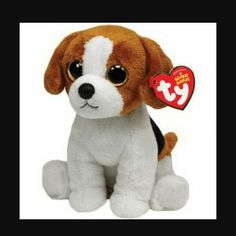 e2e3a8f7df2 Ty Beanie Babies - Banjo the Beagle at ToyStop
