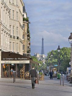 Commuter en Paris