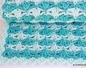 Crochet PATTERN Baby Blanket - Chunky Blanket Pattern - Super Chunky Blanket - Baby Boy - Instant Download - Lyubava Crochet Pattern 56