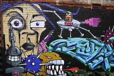 Is Graffiti Art?