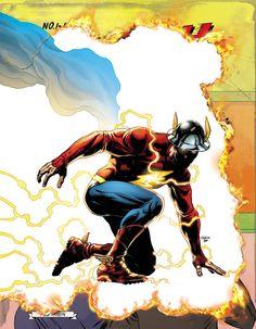 Vai começar a esperada minissérie The Button, que vai unir Batman e Flash na investigação sobre o misterioso botton