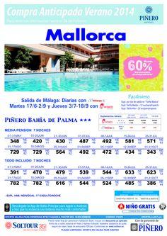 Mallorca, hasta 60% Compra Anticipada Hotel Piñero Bahía de Palma, salidas desde Málaga ultimo minuto - http://zocotours.com/mallorca-hasta-60-compra-anticipada-hotel-pinero-bahia-de-palma-salidas-desde-malaga-ultimo-minuto/