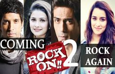 Teaser of #RockON2 is out and We Can't Wait Till 11 Nov 2016