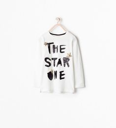 ZARA - SALE - THE STAR ONE T-SHIRT