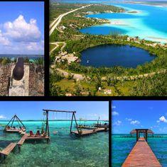 Pueblo Mágico de Bacalar en Costa Maya, Quintana Roo