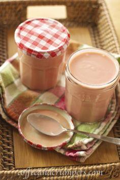 Rhubarb Curd | Mothers Day