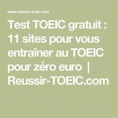 Test TOEIC gratuit : 11 sites pour vous entraîner au TOEIC pour zéro euro | Reussir-TOEIC.com #apprendreanglais,apprendreanglaisenfant,anglaisfacile,coursanglais,parleranglais,apprendreanglaisfacile,leconanglais,apprentissageanglais,formationanglais Phrase Interrogative, Online Business, English, American, Socialism, Social Networks, English Phrases, Learn English, English Language