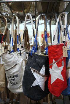 Ali Lamu bags - follow your star
