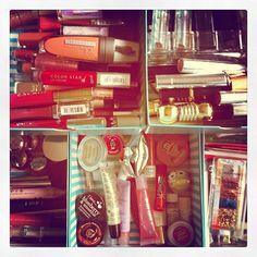 JUSTiBeauty Blog: Make-Up Organizer und meine neue Ordnung