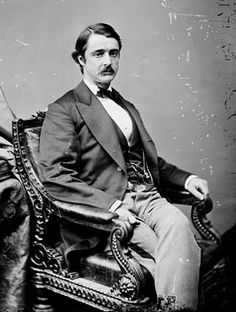 Rhode Island Governor and husband to Kate Chase, William Sprague