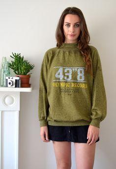 90s Vintage Champion High Neck Sweatshirt | Ica Vintage | ASOS Marketplace