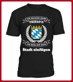 Bayern  - Shirts für reisende (*Partner-Link)