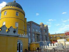 Sintra - Palais