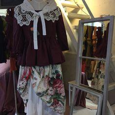 Handmade Clothes, Ruffle Blouse, Wool, Unique, Fashion, Diy Clothing, Moda, Fashion Styles, Fashion Illustrations