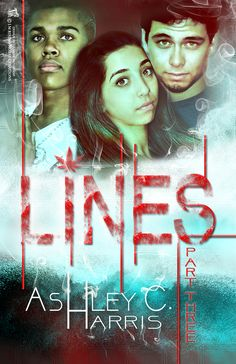 Cover created for Author Ashley C. Harris
