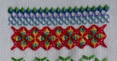 Wessex Stitchery Sampler       I thought I would tell you about my header to my blog.  It is Wessex Stitchery and my own design. It was in...