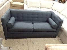 """""""Isabella"""" Sofa - Every style can be customized in virtually any way possible!  www.MonarchSofas.com More custom pieces on our Houzz profile! http://www.houzz.com/pro/thesofaworks/monarch-sofas"""