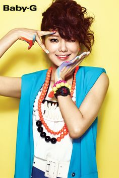 Finger Paint - SNSD's SooYoung