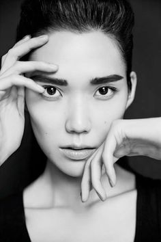 tao okamoto model2 Tao Okamoto Wears Calvin Klein for Prestige Singapore by Wee Khim