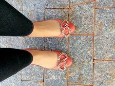 blog v@ LOOKS | por leila diniz: Esse look tem LARANJA ou CORAL? Eu nunca sei diferenciar + Mensagem de DEUS
