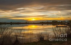 Wonderful Sunset: See more images at http://robert-bales.artistwebsites.com/
