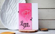 "because of scrap: Я - дизайнер WoodCraft-store.ru & CaS-card ""Love you"""
