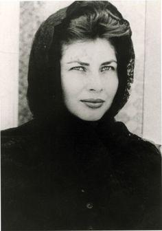 Soraya Esfandiary-Bakhtiari of Iran