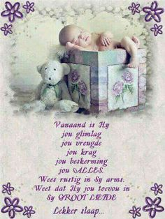 Prayer Quotes, Bible Quotes, Evening Greetings, Afrikaanse Quotes, Goeie Nag, Night Pictures, Godly Man, Good Night Quotes, Sleep Tight