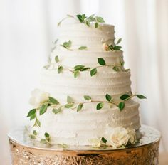 Your wedding cake!