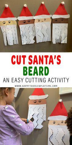 Preschool Christmas Activities, Christmas Crafts For Kids, Christmas Projects, Preschool Crafts, Christmas Themes, Kids Christmas, Preschool Activities, Holiday Crafts, Holiday Fun