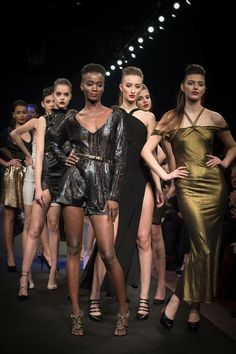 THE LOOK OF THE YEAR - Fashion and Models - #Altaroma - Rosalie THE LOOK OF THE YEAR 2016 - Marija THE LOOK OF THE YEAR Beauty 2016 -  Mia THE LOOK OF THE YEAR 2015 - Ginevra THE LOOK OF THE YEAR ITALY 2016