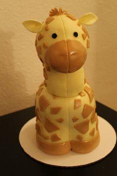 giraffe cake. someone needs to get me this for my birthday!! hahaha