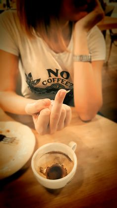 NO COFFEE ...AS INVISIBLE #bossbabe #coffee #shirts #t-shirt #teen #girl #fashion #smile #smiling #kejtcollections #kejt Bossbabe, Girl Fashion, Teen, Smile, Coffee, Tableware, Shirts, Women's Work Fashion, Kaffee