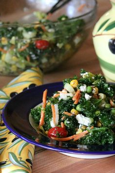 Kale Summer Salad