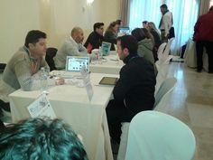 Participantes al workshop